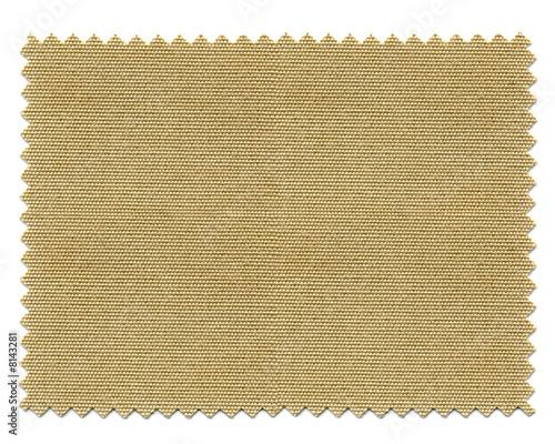 Fotobehang Stof Fabric sample