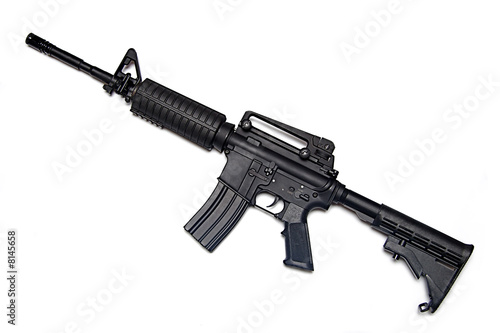 Cuadros en Lienzo US Army M4A1 rifle.