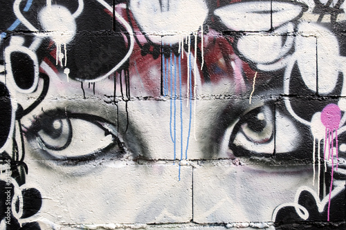 graffiti - regard