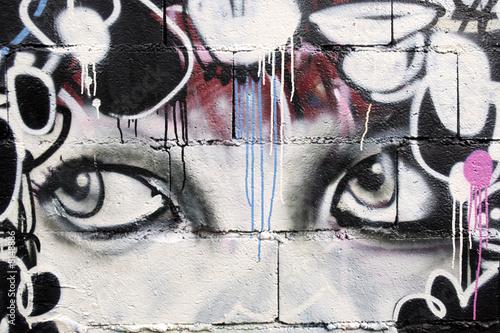 graffiti - regard