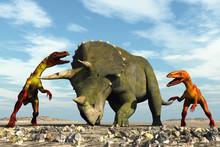 Ravenous Dinosaurs