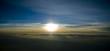 canvas print picture - Taiwan Mountain Sunrise