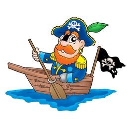 Gusar u čamcu