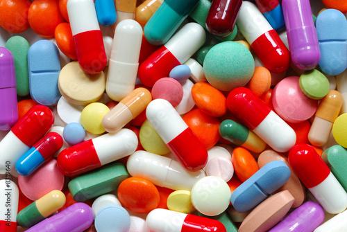 Stampa su Tela Pills