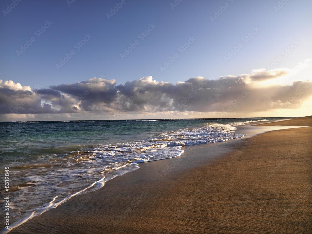 Foto Rollo Basic - Maui Hawaii beach