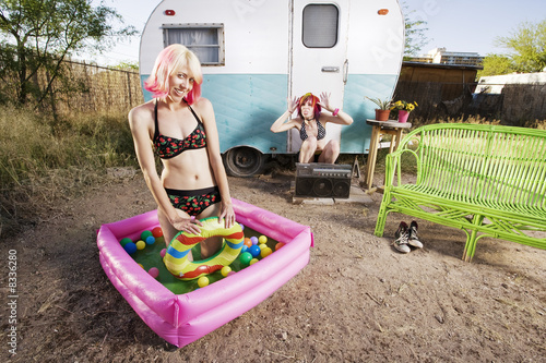 Photo Trailer Girls