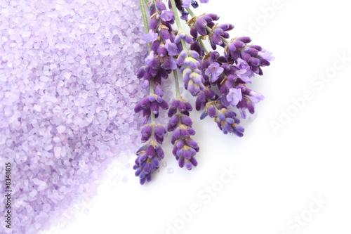 In de dag Lavendel lavender bath salt