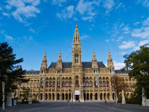 Vienna cityhall