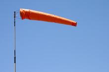 Orange Windsock