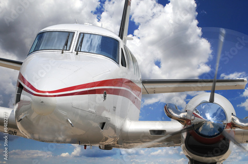 Juliste  Corporate Airplane