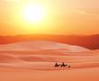 canvas print picture Sahara desert