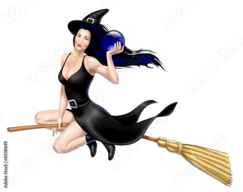 Valokuva  witch