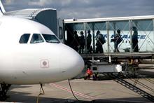 Avion - Embarquement #1