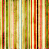 festive vintage stripes