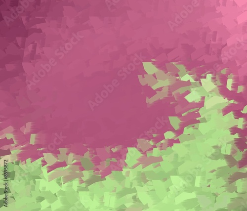 Sfondo Astratto Rosa E Verde Buy This Stock Illustration And