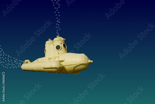 Photo  submersible