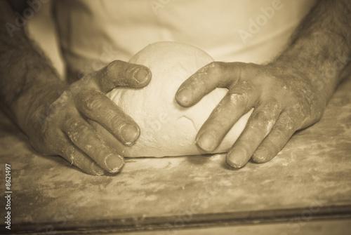 lavorazione pane