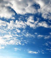 Panel Szklany Niebo Cloudy sky.