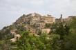 Village on hilltop, Corsica
