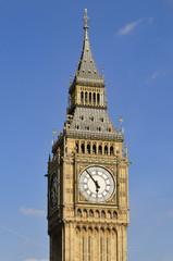Fototapeta na wymiar Big Ben clock face