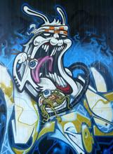 Graffiti Rabit