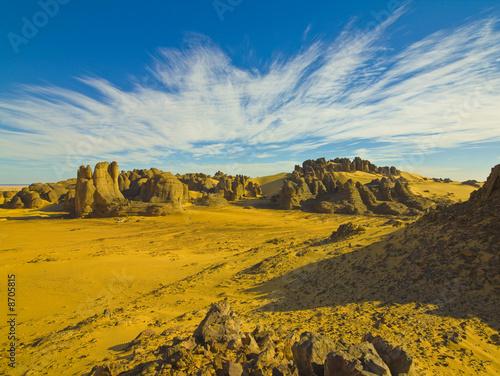 Papiers peints Algérie Wüste