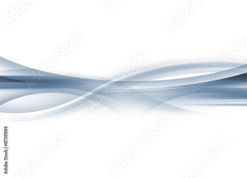 Deurstickers Abstract wave Abstract Background