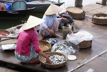 Women And Fish