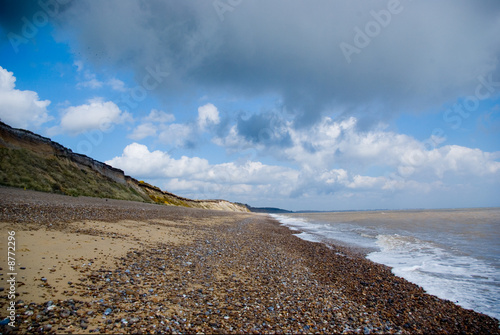 Dunwich Beach Wallpaper Mural
