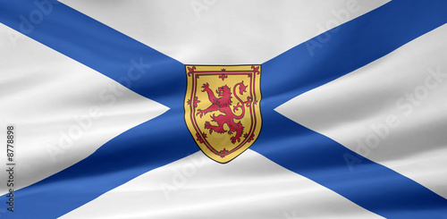 Nova Scotia Flagge Slika na platnu