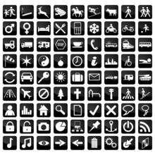 Symbol-sammlung Ultimate