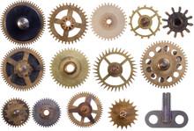 Cogwheels Set