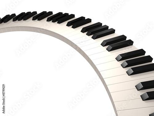 klavier tastatur #8791429