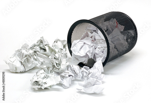 Office Wastebasket Buy This Stock Photo And Explore Similar Images