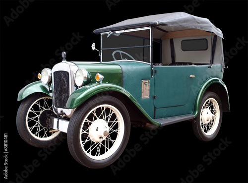 Photo Stands Fast cars 1930 Car