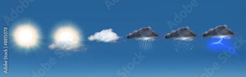 Fotografía météo horizon