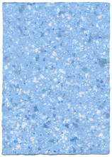 Handmade Paper - Skyblue With ...