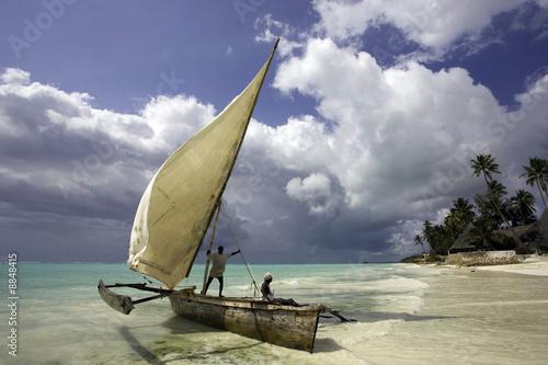 Fotobehang Zanzibar Tanzania - Zanzibar