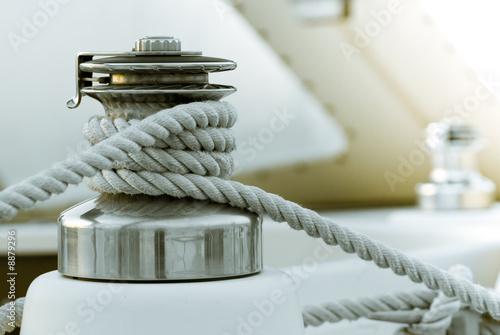 Fotografiet  yachting