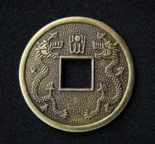 Chinese Feng Shui Coin For Goo...