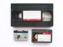 Video Tape Cassette Vhs Dv Iso...