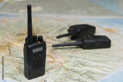 Valokuva  Radio Wireless Communications.