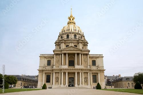 Foto op Plexiglas Historisch geb. Les Invalides, Paris