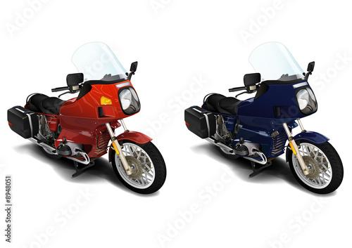 Poster Motorcycle Motorbike