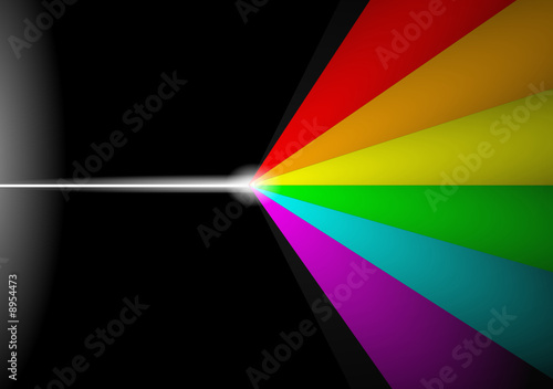 Valokuva  Spectre lumière blanche