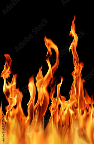 Photo Stands Fire / Flame power