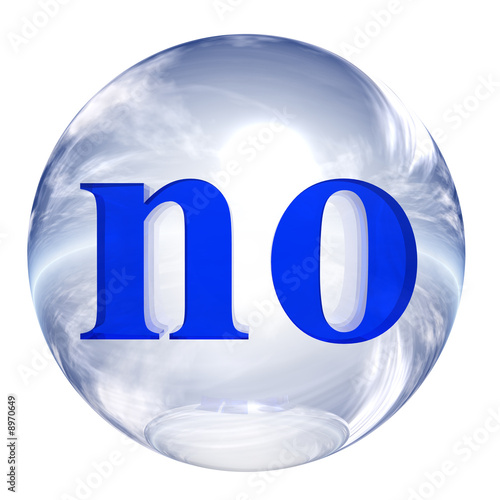 3d symbol on sphere