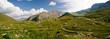 Paysage des Hautes-Alpes (Col de Vars)