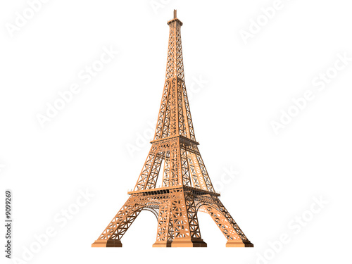 Fotografie, Obraz  Paris Tour Eiffel