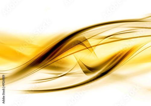 Staande foto Abstract wave Abstract futuristic modern background